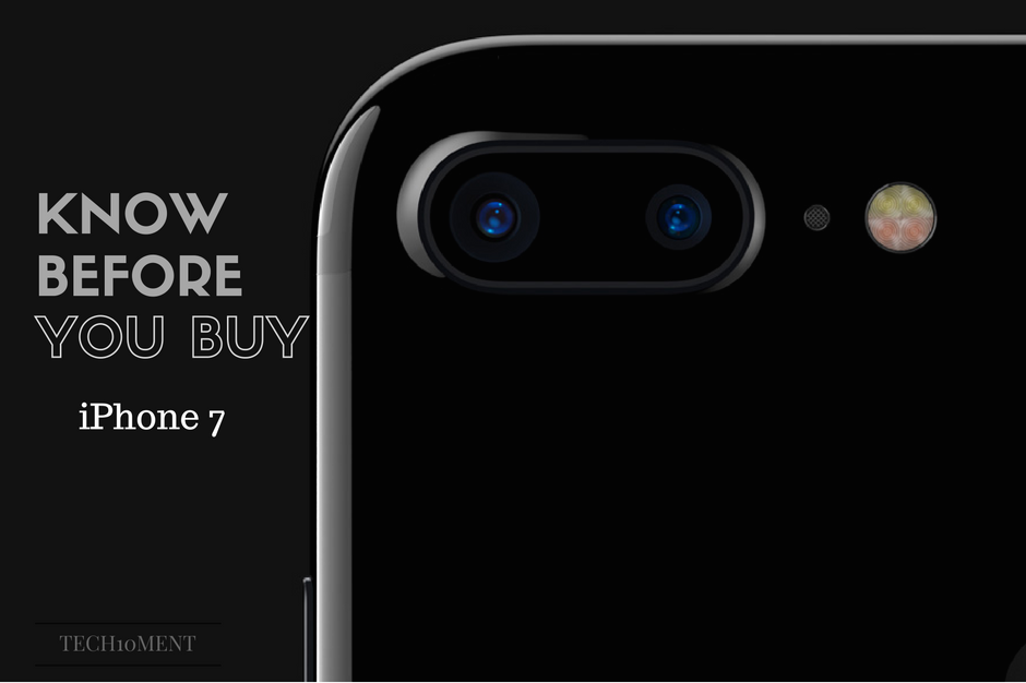 things to know before you buy iPhone 7