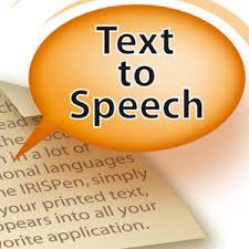 google text to speech